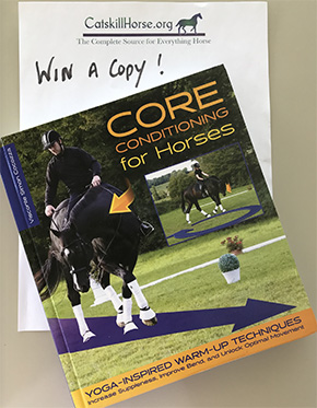 Core Conditioning For Horses By Simon Cocozza
