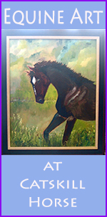 Equine Art at Catskill Horse