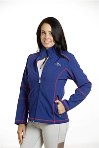 Christine Soft Shell Riding Jacket