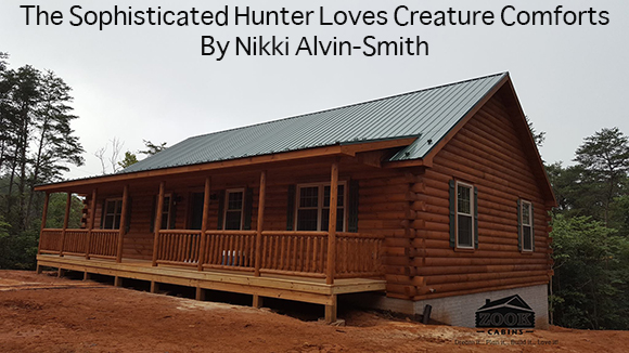 The Sophisticated Hunter Loves Creature Comforts By Nikki Alvin-Smith